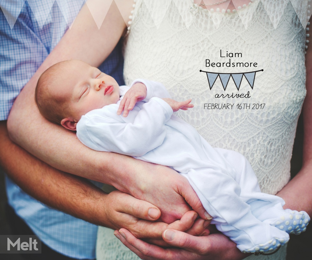 New born shoot