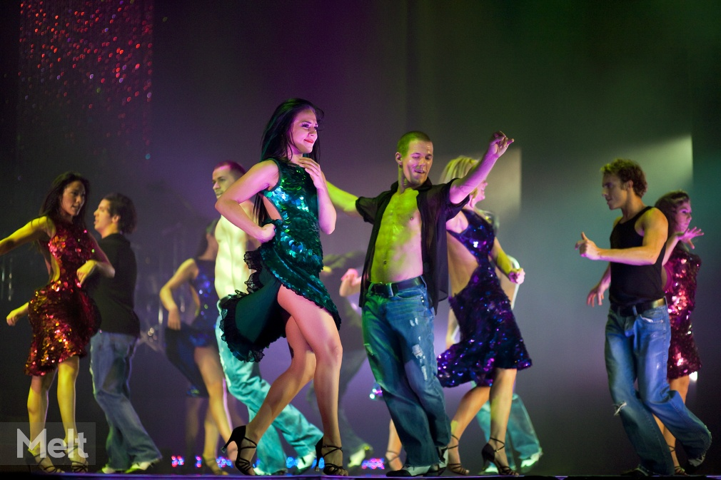 Burn The Floor Show